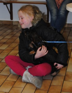 Puppyparty 057 - Socialiseren